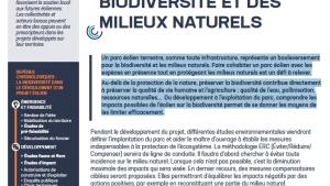 Fiche pratique #2 – Préservation de la biodiversité et des milieux naturels